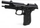 Пневматический пистолет Gletcher BRT 92FS Auto Blowback Beretta M92 FS автоматический огонь блоубэк 100 м/с - изображение 5