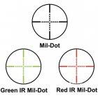 Оптичний приціл Barska GX2 4-16x50 (IR Mil-Dot R/G) (923635) - зображення 4