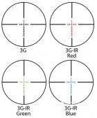 Оптичний приціл Barska Point Black 4-16x40 SF (IR 3G) (923636) - зображення 7
