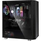 Корпус Zalman R2 Black RGB Glass - зображення 4