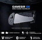 Геймпад джойстик контролер для мобільного телефону GameSir G6 Android - зображення 2