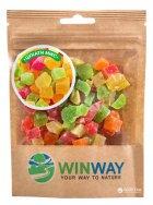 Цукаты микс Winway кубики 100 г (4821912900235) - изображение 1