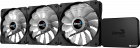 Набор Aerocool RGB-вентиляторов P7-F12 Pro + хаб P7-H1 - изображение 2