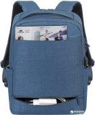 "Рюкзак для ноутбука RivaCase 8365 17.3"" Blue (8365 (Blue)) - зображення 6"