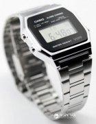 Чоловічий годинник CASIO A158WEA-1EF - зображення 3