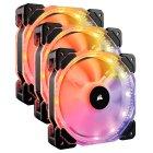 Вентилятор Corsair HD120 RGB Three Pack (CO-9050067-WW) Refurbished - изображение 1