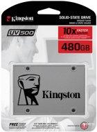 "Kingston SSD UV500 480GB 2.5"" SATAIII 3D NAND TLC (SUV500/480G) - зображення 5"