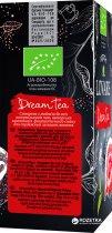 Чай бленд зеленого и черного пакетированный органический Lovare DreamTea 24 x 1.5 г (4820198872335) - изображение 2