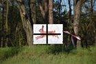 """Мішень Сателіт 16-ти дольная """"Заєць"""" А1(А3) 96 аркушів колір (126) - зображення 3"""