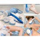 Электрическая массажная щетка для тела Spin Spa Brush 5 в 1 Массажер для тела - изображение 3