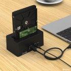 """Док-станція Maiwo для HDD 2.5""""/3.5"""" SATA/SSD + 3xUSB 3.0 (K308H) - зображення 9"""