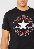 Футболка Converse Left Chest Star Chevron Tee 10007887-001 S (888755667156) - зображення 4