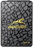 "Накопичувач SSD 240GB Apacer AS340 Panther 2.5"" SATAIII 3D TLC (AP240GAS340G-1) - зображення 1"