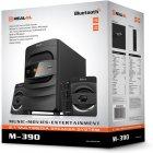 Акустична система Real-El M-390 Black (EL121300009) - зображення 10