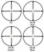 Оптичний приціл Barska Ridgeline 3.5-10x50 мм (P4 IR Cross R/G/B) (925766) - зображення 3