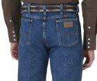 Джинсы мужские Wrangler 936 Cowboy Cut Slim Fit (облегающие) Stonewashed W36 L32 Голубые (6063263632) - изображение 4