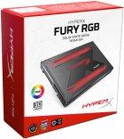 "Kingston SSD HyperX Fury RGB Upgrade Kit 960GB 2.5"" SATAIII TLC (SHFR200B/960G) - зображення 13"
