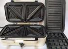 Сендвіч-тостер MPM MOP-33M 3 в 1 - зображення 1