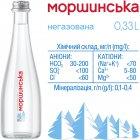 Упаковка минеральной природной столовой негазированной воды Моршинська Premium 0.33 л х 12 бутылок (4820017000581_234929) - изображение 5