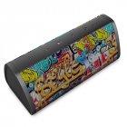 Портативна акустична система Mifa A10 Black Graffiti - зображення 1
