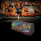 Портативна акустична система Mifa A10 Black Graffiti - зображення 10
