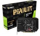 Видеокарта GF GTX 1660 Super 6GB GDDR6 StormX OC Palit (NE6166SS18J9-161F) - изображение 1