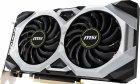 MSI PCI-Ex GeForce RTX 2060 Ventus 6G 6GB GDDR6 (192bit) (1680/14000) (3 x DisplayPort, 1 x HDMI 2.0b) (RTX 2060 VENTUS 6G) - зображення 2