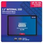 Goodram SSD CL100 Gen.2 120GB SATA III 2.5 (SSDPR-CL100-120-G2) - зображення 4