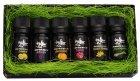 Набор Mayur Цветочная симфония №27 Эфирные масла: лимона, лаванды, апельсина, герани, иланг-иланга, лемонграсса 6 х 5 мл (2200160407277) - изображение 2