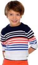 Джемпер Mayoral Mini Boy 3309-10 2A Блакитний (2903309010023) - зображення 4
