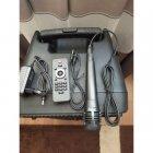 Професійна акумуляторна акустична система ZPX колонка-валіза зі світломузикою і мікрофоном 150W (ZX7774) - зображення 2