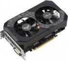 Asus PCI-Ex GeForce GTX 1660 TUF Gaming OC 6GB GDDR5 (192bit) (1530/8002) (DVI, HDMI, DisplayPort) (TUF-GTX1660-O6G-GAMING) - зображення 2