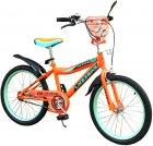 """Двухколесный велосипед Like2bike Active 20"""" без тренировочных колес Оранжевый (192030) (6905285499898) - изображение 1"""