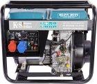 Генератор дизельный Konner&Sohnen KS 9102HDE-1/3 ATSR - изображение 4