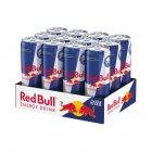 Упаковка энергетического напитка Red Bull 0.473 л х 12 банок (9002490212100) - изображение 6