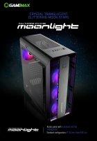 Корпус GameMax MoonLight FRGB Black - зображення 13