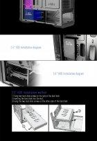 Корпус GameMax MoonLight FRGB Black - зображення 19