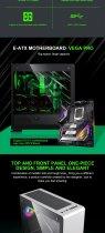 Корпус GameMax Vega Pro White - зображення 19