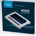 """SSD накопичувач 2,5"""" 1TB Crucial MX500 (CT1000MX500SSD1) - зображення 3"""