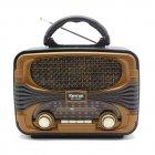 Радиоприёмник Retro MD-1903BT Kemai T-SH57710 - изображение 3
