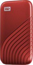 Western Digital My Passport 2TB USB 3.2 Type-C Red (WDBAGF0020BRD-WESN) External - зображення 3