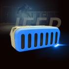 Портативная Bluetooth колонка NR2013 Blue NewRixing T-LA27842 - изображение 3