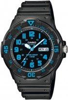 Чоловічі годинники Casio MRW-200H-2BVEF - зображення 1