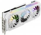 Asus PCI-Ex GeForce RTX 3070 ROG Strix Gaming OC White Edition 8GB GDDR6 (256bit) (1935/14000) (2 x HDMI, 3 x DisplayPort) (ROG-STRIX-RTX3070-O8G-WHITE) - зображення 3