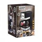 Капельная кофеварка для дома DSP Kafe Filter KA 3024 - изображение 7