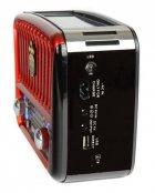 Ретро радиоприёмник RX-456 S USB/аккумулятор - изображение 3
