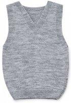 Жилет Прованс 13032 134-140 см Серый (4823093414327) - изображение 1