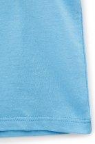 Футболка ROZA 200428 110 см Синя (4824005573651) - зображення 3