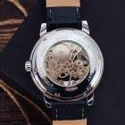 Наручные часы Forsining 8099 Black-Silver-Black мужские механические + подарочная коробка - изображение 2