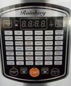 Мультиварка з йогуртницей Rainberg RB-6209 6 л 45 програм 1000 Вт (par_RB 6209) - зображення 4